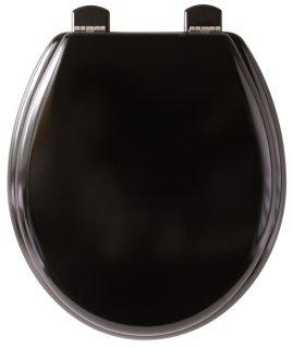 Abattant OLFA tradition double noir**