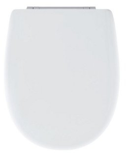 Abattant OLFA Ariane EASY CLIP Blanc frein de chute*