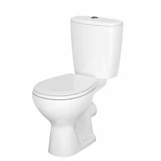 Pack WC au sol MYRA sans bride - Sortie Horizontale