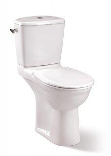 Pack WC surélevé sortie horizontale Kheops IDEAL STANDARD