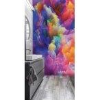 Habillage décoratif Bâti WC DECOFAST ARTISTE - Panneau mural