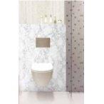 Habillage décoratif Bâti WC Décofast Classique Chic - Panneau mural décoratif