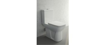Pack WC S20 PMR sortie duale VitrA